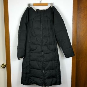 Lululemon Long Winter Parka Sz 6